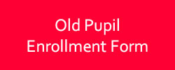 Equine Camps. Old Pupil Enrollment Form